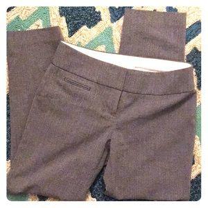Dark gray dress pant